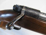 Winchester Pre 64 Mod 70 Super Grade Custom Engraved 270 Beautiful Rifle!! - 3 of 22