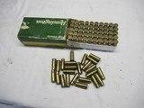 1 Box 50 Rds Factory Remington 38-40 Ammo Plus 24 Casings