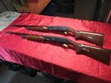 Remington 870 Skeet Matched Pair #409 28 & 410