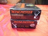 2 Boxes 40 Rds Winchester 300 Win Mag Ammo