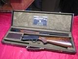Winchester Pre 64 Mod 42 Solid Rib with Case Beautiful Shotgun!!