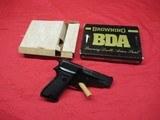 Browning BDA 9MM Luger NIB - 1 of 13