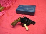 Smith & Wesson 36 38 Spl with box