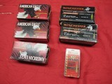 250 RDS 17 Win Super Mag Ammo & 50 Rds 17 HMR - 1 of 4