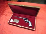 Colt Peacemaker 2nd Ammendment Right to Bear Arms 22 LR with Case