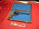Smith & Wesson 27-2 357 with Wood Case