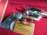 Colt Peacemaker Buntline 2nd Amendment 22 in Case! - 6 of 7