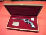 Colt Peacemaker Buntline 2nd Amendment 22 in Case! - 1 of 7