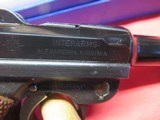 Interarms Mauser P-08 9MM Luger NIB - 7 of 14