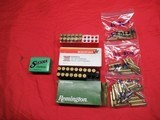 35 Rem Ammo, Casings and Bullets