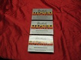 3 Boxes 60 Rds Weatherby 300 Wby Magnum Factory Ammo