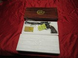 Colt New Frontier 45 Colt with box Like New!