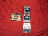 3 Boxes 60rds CCI 22LR Shotshell & 1 Box 10 rds CCI 44 MJag Shotshells