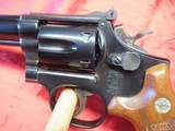 Smith & Wesson 48-4 22 Magnum Nice! - 3 of 16