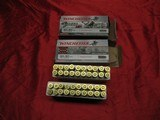 36 Rds Winchester 30-30 Factory Ammo