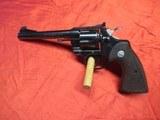 Colt Officers Model Match 38
