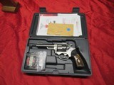 Ruger SP101 22LR with Case