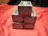 5 Boxes 250 Rds PMC 30 Carbine Factory Ammo