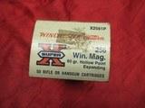 1 Box 50 Rds Winchester Super X 256 Win Mag Ammo - 3 of 3