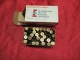 1 Box 50 Rds Winchester Super X 256 Win Mag Ammo - 1 of 3