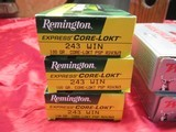 Lot of 129 Rds 243 Ammo - 2 of 4
