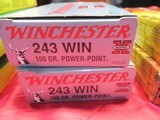 Lot of 129 Rds 243 Ammo - 3 of 4