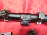 Nikon 3-9X40 BDC Reticle with Burris rings and mount - 9 of 9