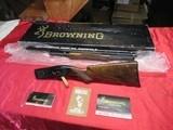 Browning 42 Grade V High Grade 410 NIB