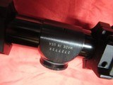 Leupold VX-1 2-7X33MM Scope with rings and mounts - 7 of 9