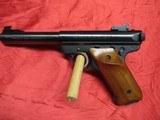 Ruger MK II Target 22LR Pistol