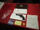 Colt SA New Frontier 22 with box