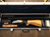 Krieghoff k80 blued super scroll 30""