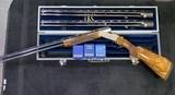 """Krieghoff k20 Suhul scroll 3 barrel set 30"""""""