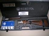 Beretta Silver Hawk 20-gauge
