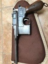 Mauser C96, .30 Caliber Mauser - 6 of 13