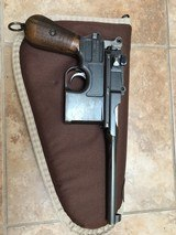 Mauser C96, .30 Caliber Mauser