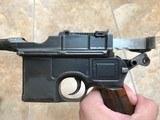 Mauser C96, .30 Caliber Mauser - 10 of 13