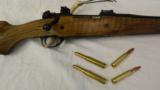 A full custom 1935 Peruvian FN Mauser in .338 Win (long throat and magazine) - 3 of 12
