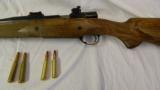 A full custom 1935 Peruvian FN Mauser in .338 Win (long throat and magazine) - 11 of 12
