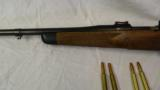 A full custom 1935 Peruvian FN Mauser in .338 Win (long throat and magazine) - 5 of 12