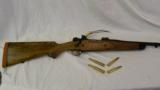 A full custom 1935 Peruvian FN Mauser in .338 Win (long throat and magazine) - 1 of 12