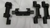 Pachmayr Lo-Swing QD scope mounts ( New and slightly used) - 4 of 4