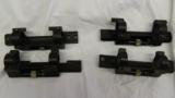 Pachmayr Lo-Swing QD scope mounts ( New and slightly used) - 3 of 4