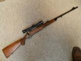Ruger mod. 77, African model, .338 Win. cal.