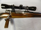 Commercial Farbrique Nationale FN rifle in oringinal 250-3000 caliber... - 3 of 7