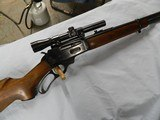 Early Marlin (no side safety) mod .336,30-30