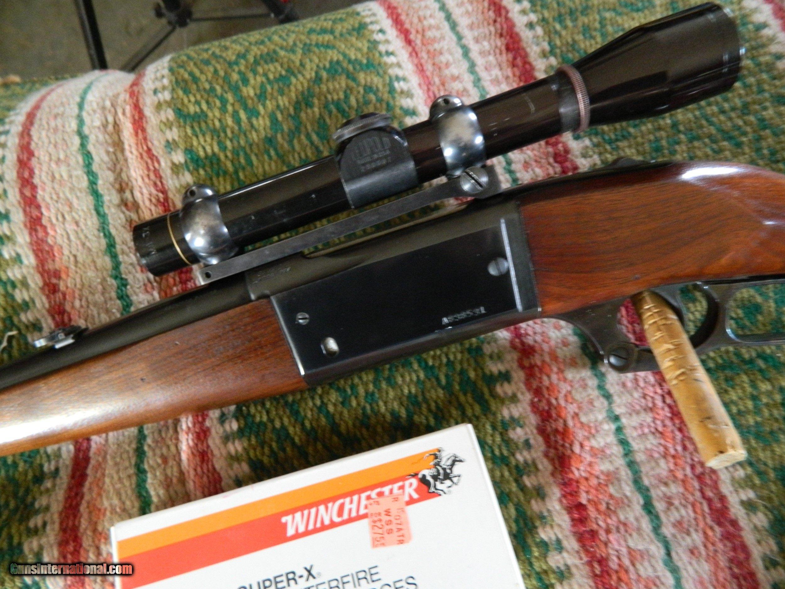 Savage mod 99a in 250 3000 cerca 1950 60 rare for sale for Cerca b b