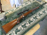 Ruger 77;375 Ruger caliber, Rare in that it was made in 2008 only..