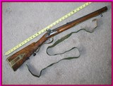 Percussion Rifle, Carbine, David Arnet