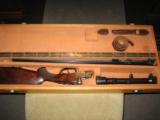 CASED EMIL ADAMS BERLIN COMBO GUN 6.5 UNDER 16 GA.- 15 of 15